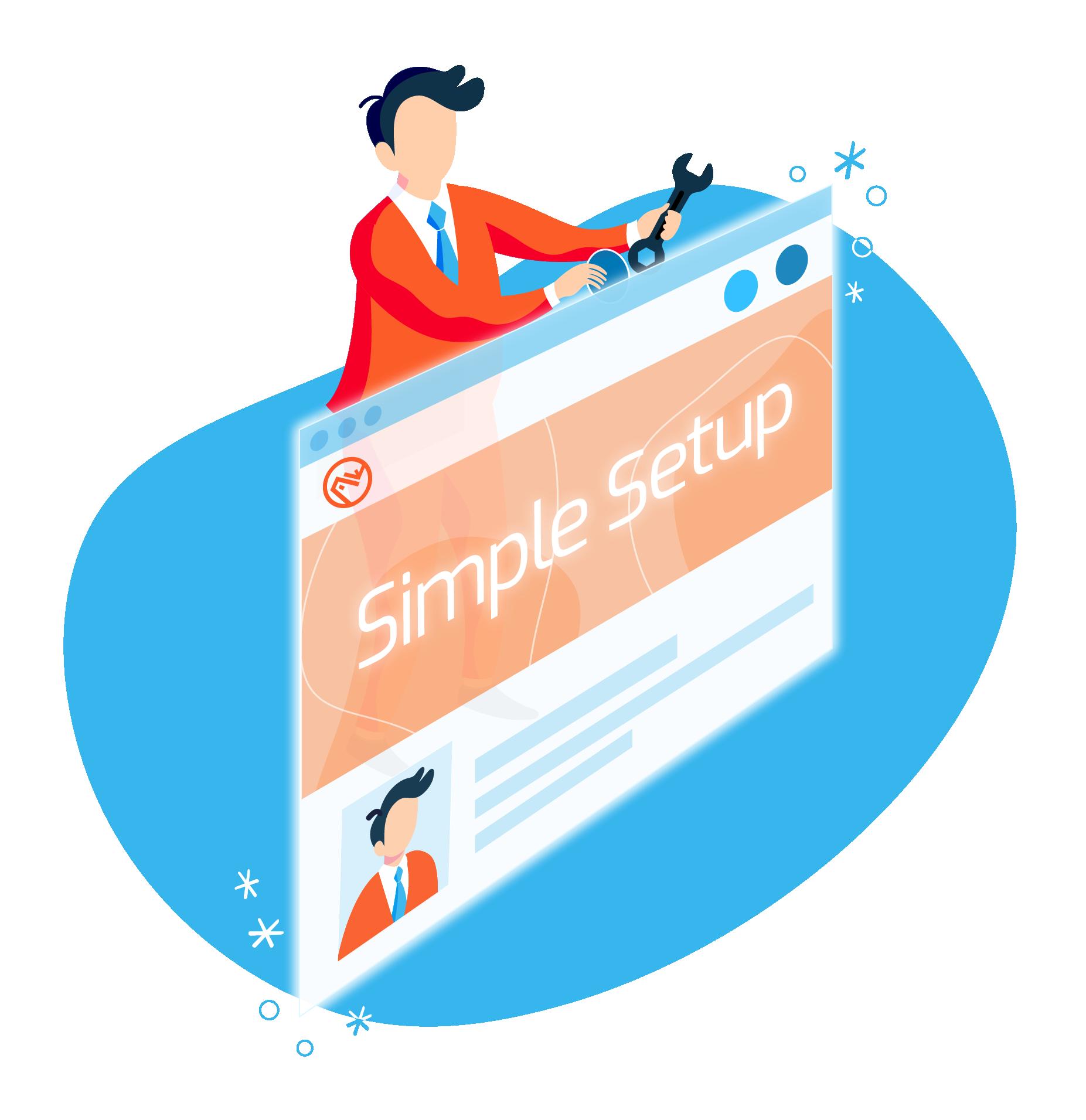 simple-setup-text