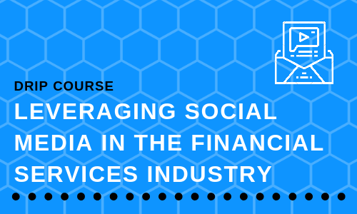 Leveraging Social Media in the Financial Services Industry