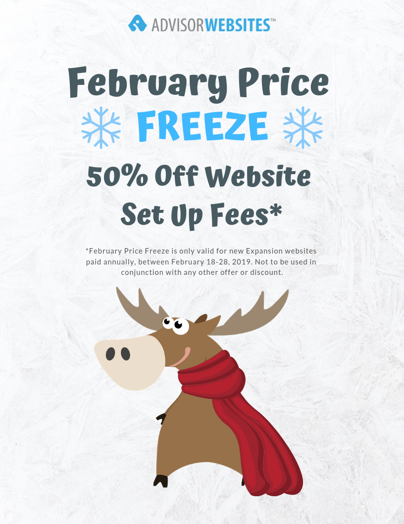 Feb end of month promo 2019-3