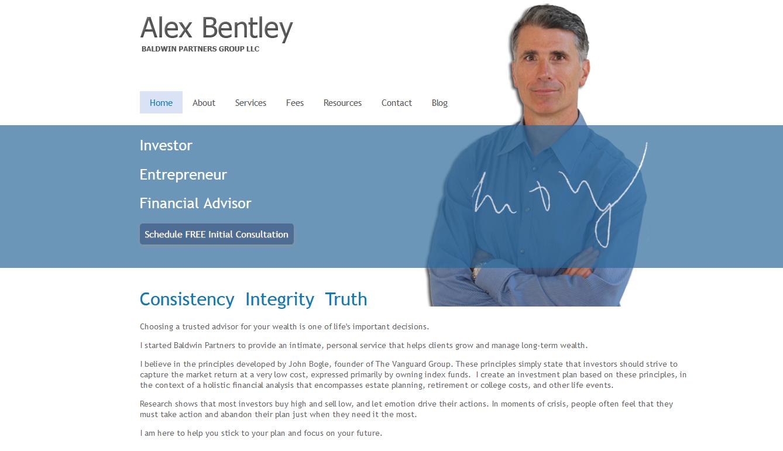 Alex Bentley