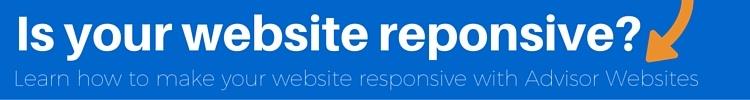 Is your website responsive-