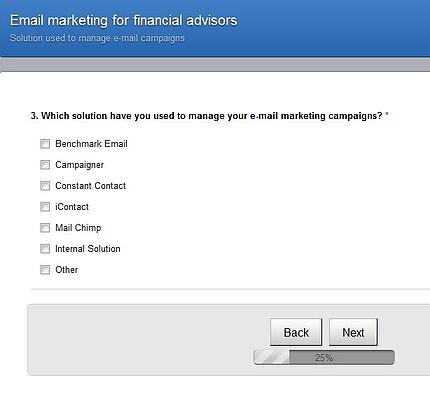 email-marketing-for-financial-advisors-survey