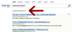 top 5 don'ts for advisor websites