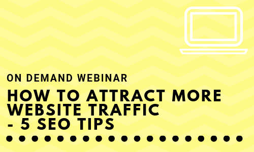 How to Attract More Website Traffic