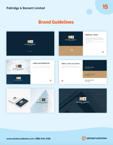 Paltridge & Bennett Limited Brand Guidelines