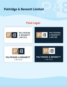 Paltridge & Bennett Limited Logos