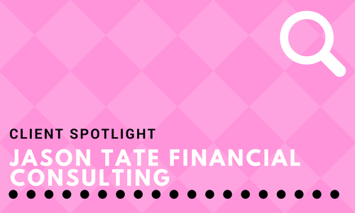 Spotlight: Jason Tate Financial Consulting