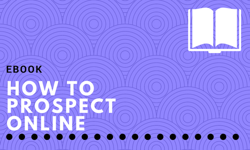 How To Prospect Online