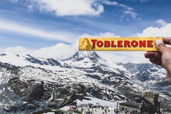 Toblerone Logo Financial Advisor