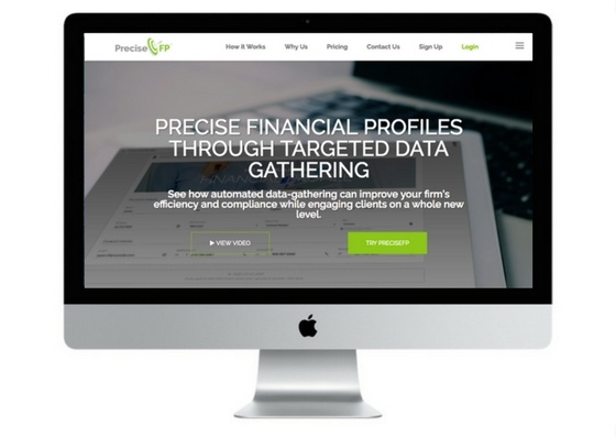 PreciseFP client profile builder