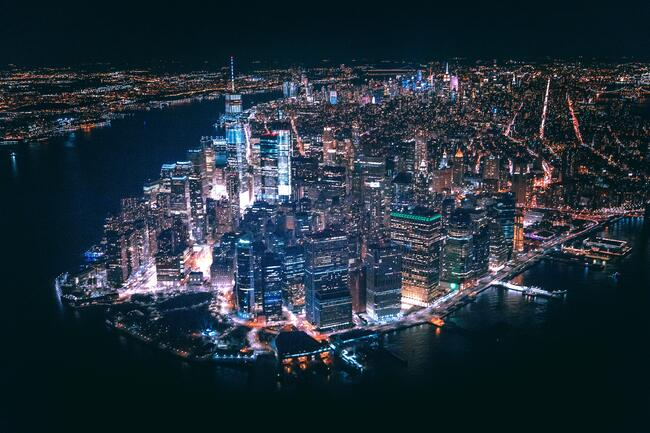 new york is the hub of wealth and investment