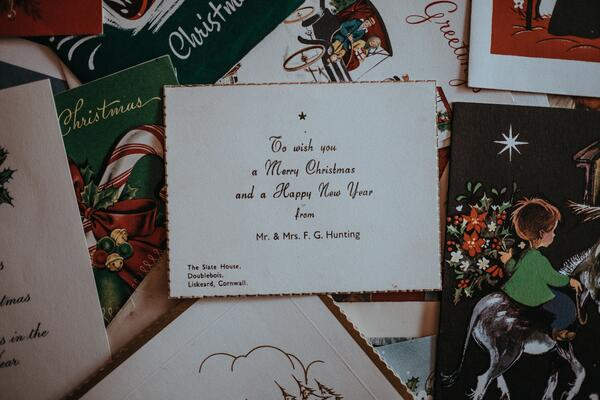 celebratory cards for financial advisors