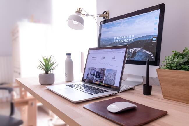 a website is the cornerstone of your business
