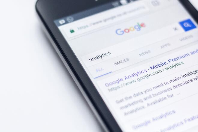 google search engine and search inquiries