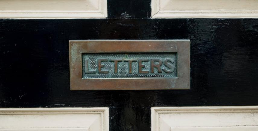 Finacial Advisor letter template