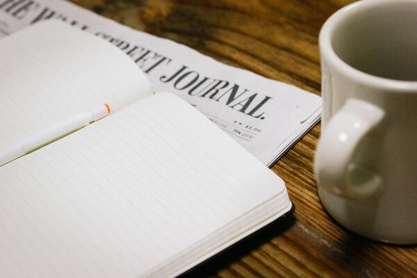 reaching out to journalists for financial advisors
