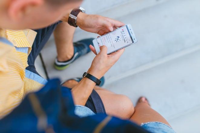 mobile optimization for financial advisors
