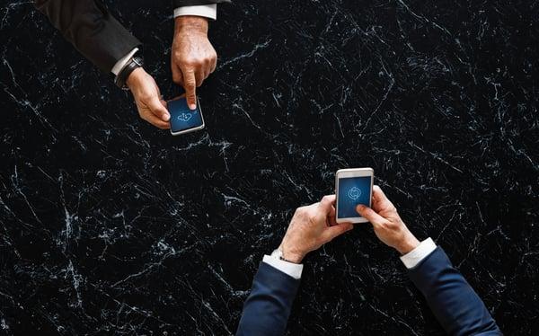 Sharing on social media for financial advisors