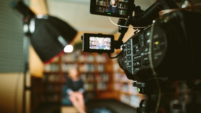 video is a powerful medium for a business