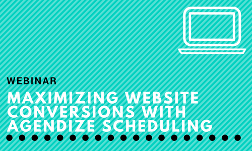 Maximizing Website Conversions with Agendize Scheduling